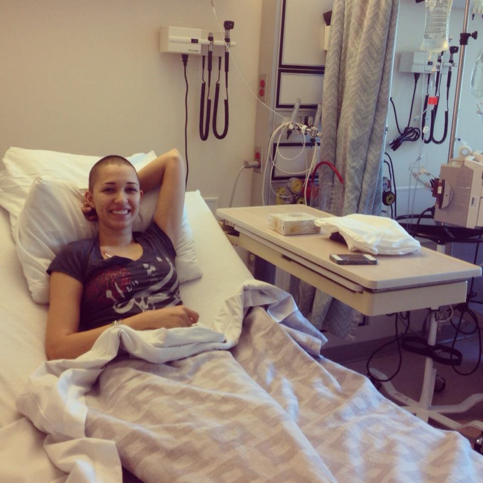 4 عکس از بستری شدن شهرزاد در بیمارستان | WwW.BestBaz.IR