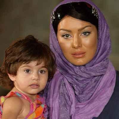 عکسی از سحر قریشی و دخترش | WwW.BestBaz.IR