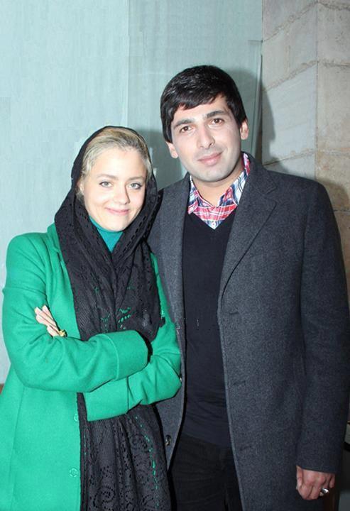عکس سال 92 حمید گودرزی و همسرش | WwW.BestBaz.Ir