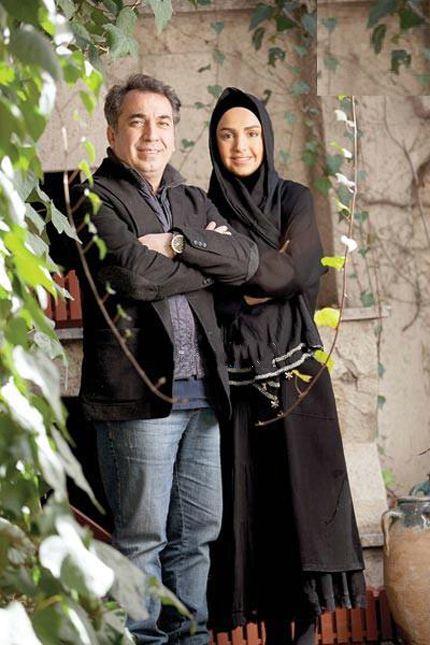 عکس سال 92 سیامک انصاری و همسرش | WwW.BestBaz.IR