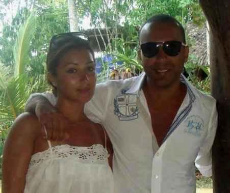 عکسی از آرش و همسرش بهنیا | WwW.BestBaz.IR