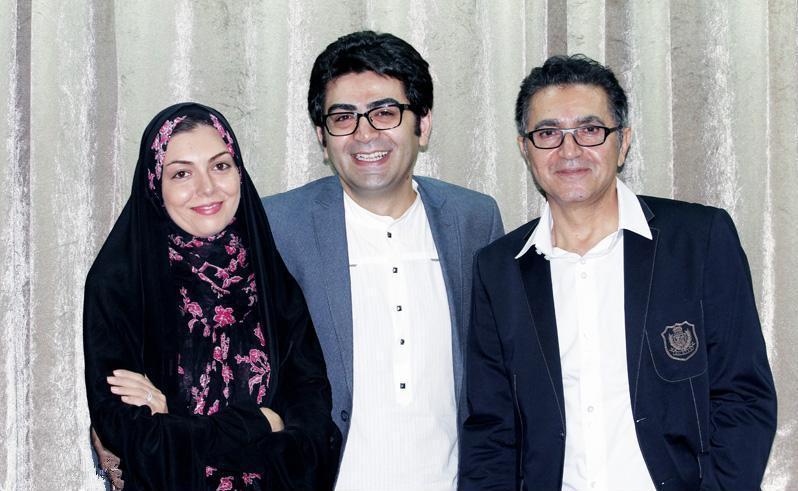 3 عکس جدید از فرزاد حسنی و همسرش آزاده نامداری | WwW.BestBaz.IR