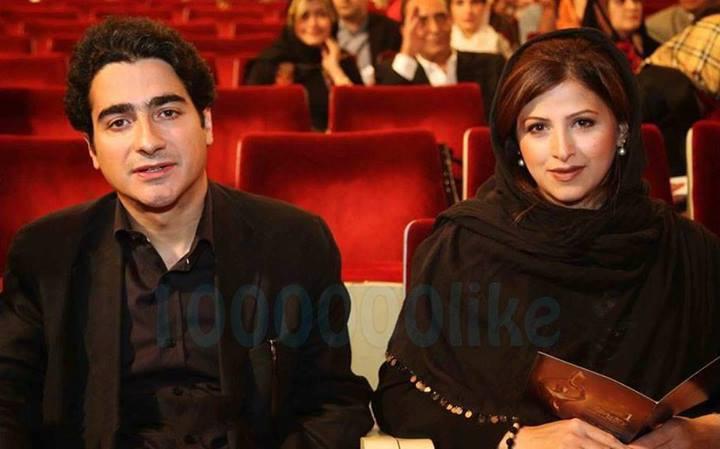 عکسی از همایون شجریان و همسرش گیتا خوانساری   WwW.BestBaz.IR