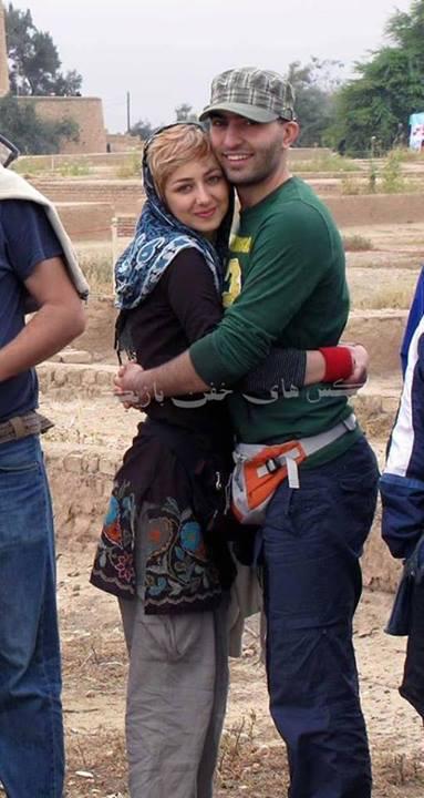 عکسی از ویدا جوان و همسرش | WwW.BestBaz.IR
