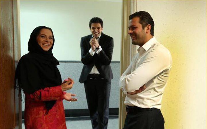 عکسی از پژمان بازغی و همسرش مستانه مهاجر | WwW.BestBaz.IR