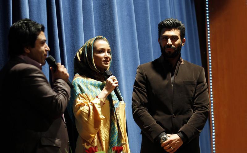 عکسی از روناک یونسی و همسرش محسن میری | WwW.BestBaz.IR