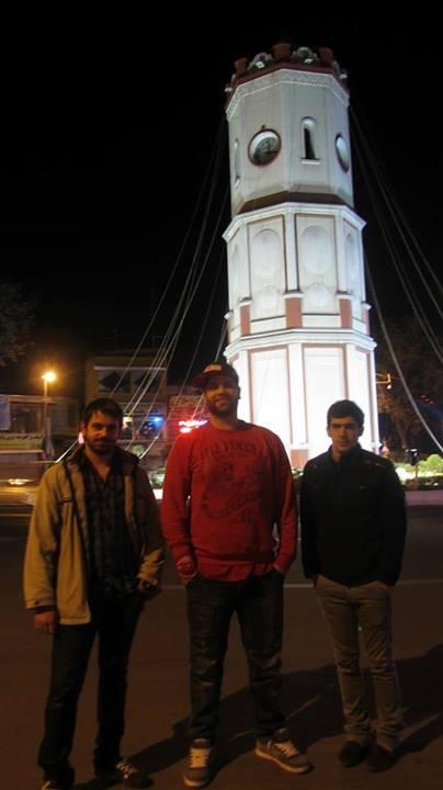 عکسی اختصاصی از دایان در شهر ساری | WwW.BestBaz.IR