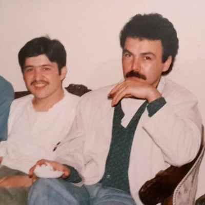 عکسی اختصاصی از دوران جوانی فریبرز عرب نیا | WwW.BestBaz.IR