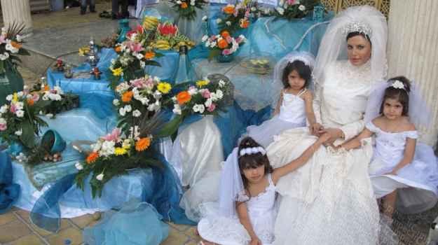 عکسی اختصاصی از الناز شاکردوست در لباس عروس | WwW.BestBaz.IR