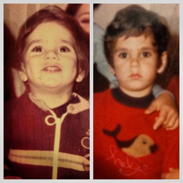عکسی اختصاصی از کودکی شهاب تیام | WwW.BestBaz.IR
