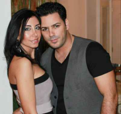 عکسی اختصاصی از شهاب تیام و دوست دخترش | WwW.BestBaz.IR