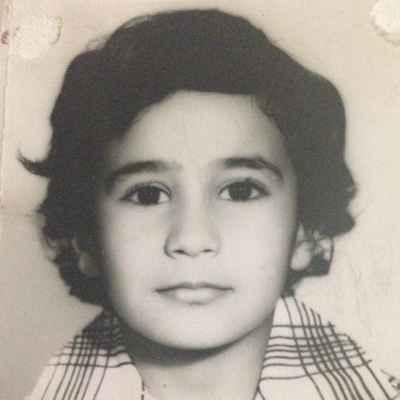 عکس کودکی شهرام شکوهی | WwW.BestBaz.IR