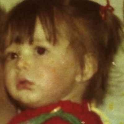 عکسی از کودکی سحر قریشی | WwW.BestBaz.IR
