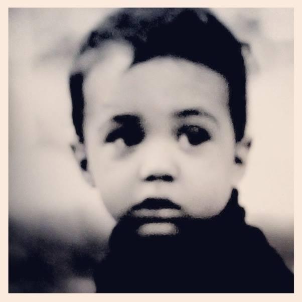 عکسی اختصاصی از کودکی رستاک | WwW.BestBaz.IR