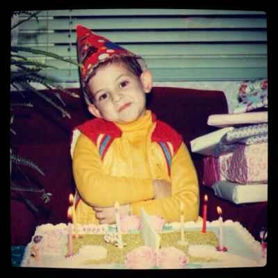عکسی جدید از کودکی هومن سیدی | WwW.BestBaz.IR