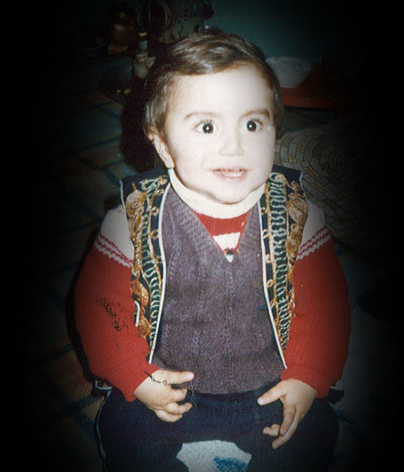 عکسی جدید از کودکی ابیرام | WwW.BestBaz.IR