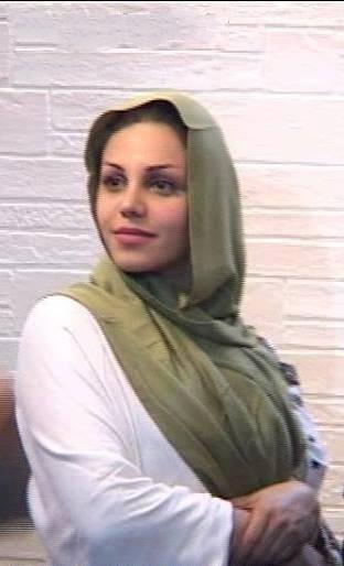 عکسی از خواهر احسان خواجه امیری | WwW.BestBaz.IR