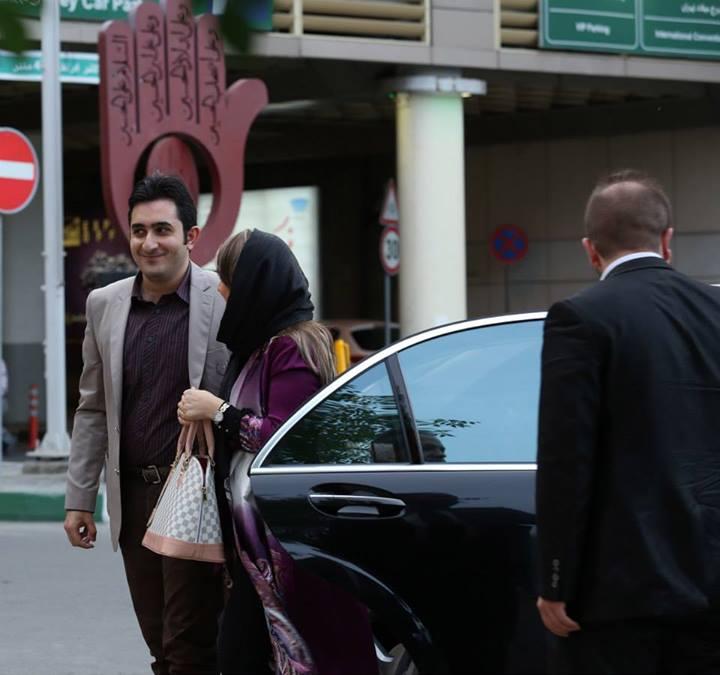عکسهای میز شام علی لهراسبی در خرداد 93 | WwW.BestBaz.IR