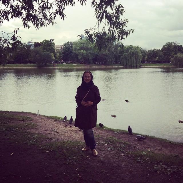 4 عکس جدید از آنا نعمتی در تیرماه 93 | WwW.BestBaz.IR