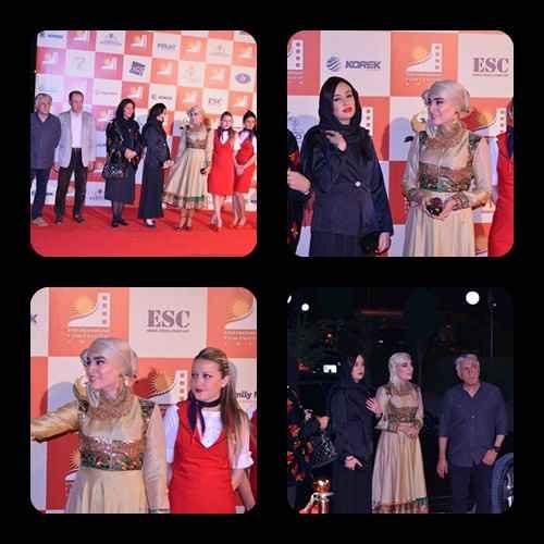 عکسهای اختتامیه ی جشنواره ی فیلم اربیل 2014  | WwW.BestBaz.IR