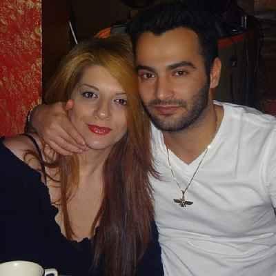 عکسی اختصاصی از یاس و همسرش ندا سرمست | WwW.BestBaz.IR