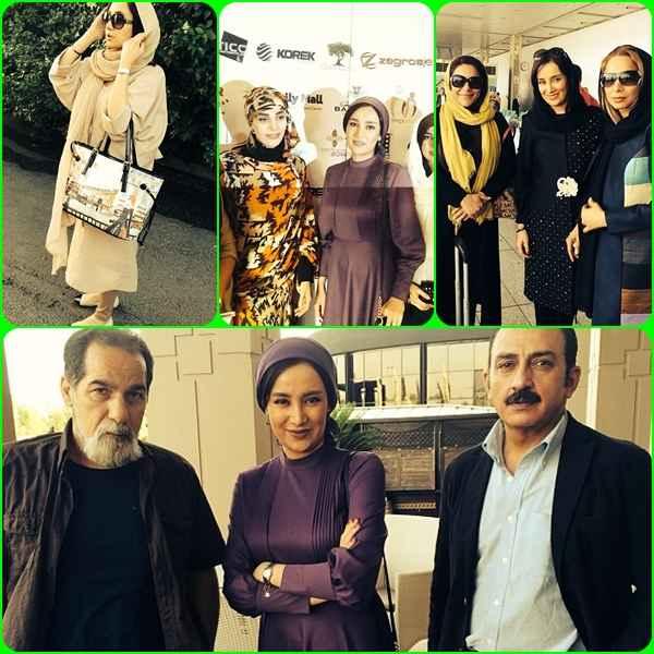 عکسهای بهاره افشاری در فستیوال فیلم اربیل 2014 | WwW.BestBaz.IR