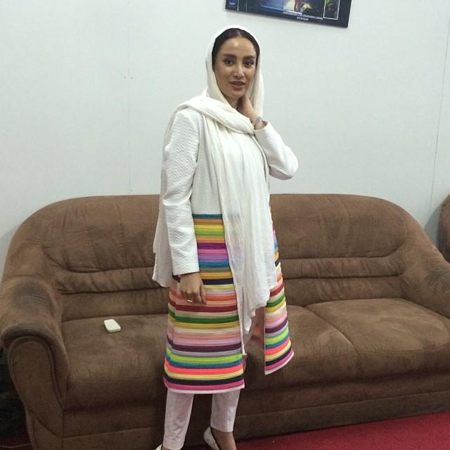 سری جدید عکسهای بهاره افشاری در خرداد 93 | WwW.BestBaz.IR