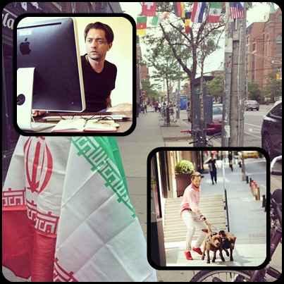 عکسهای تیرماه 93 بهرام رادان | WwW.BestBaz.IR