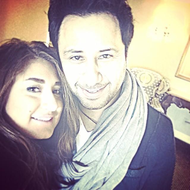 عکسهای باران خواننده و همسرش شهیاد | WwW.BestBaz.IR