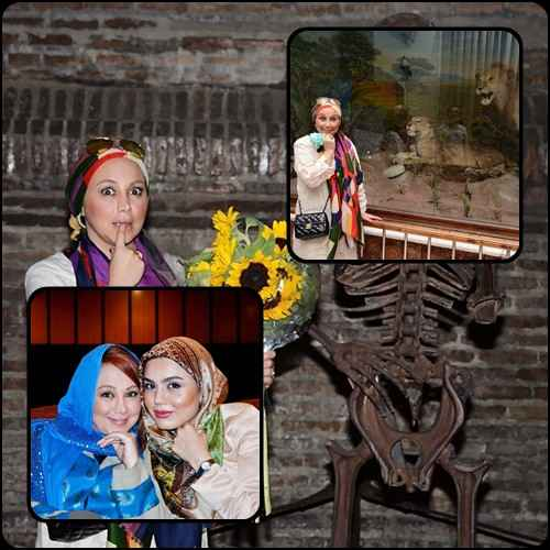 سری جدید عکسهای بهنوش بختیاری در خرداد 93 | WwW.BestBaz.IR