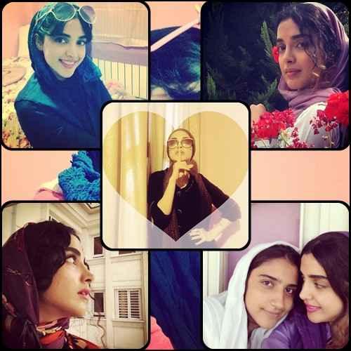 عکسهای خرداد 93 الهه حصاری | WwW.BestBaz.IR