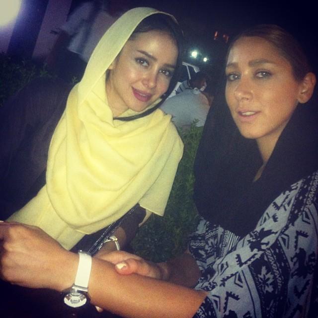 عکسهای تیرماه 93 الناز حبیبی   WwW.BestBaz.IR