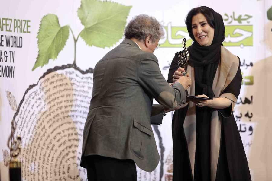عکسهایی از حضور هنرمندان در جشن حافظ خرداد 93 | WwW.BestBaz.IR