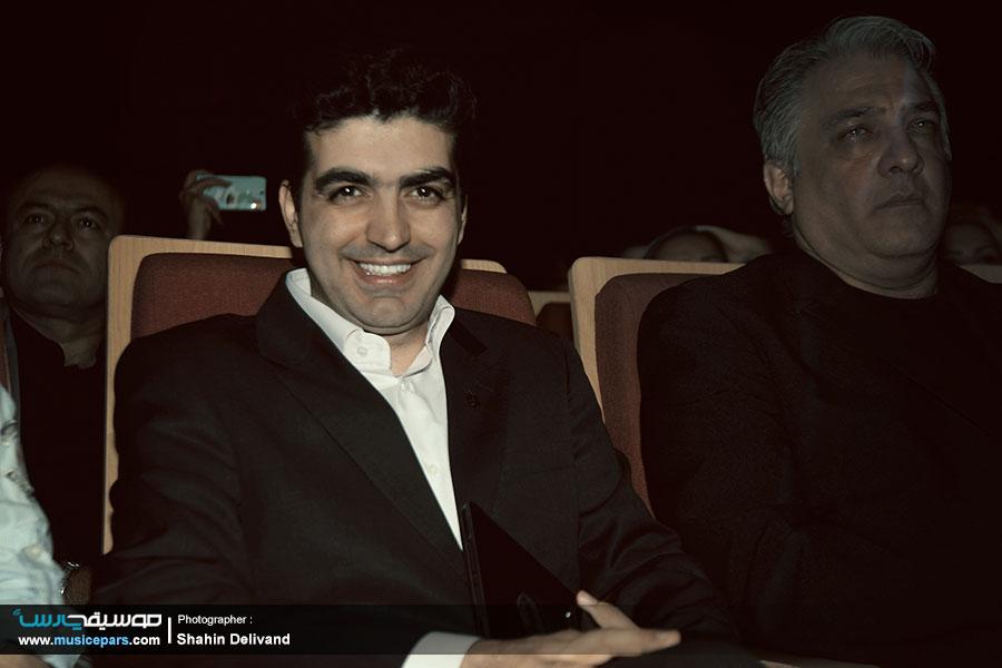 عکسهای بک استیج کنسرت 7 خرداد 93 مرتضی پاشایی در تهران | WwW.BestBaz.IR