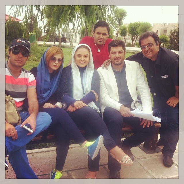 عکسهای نرگس محمدی و همسرش سام درخشانی   WwW.BestBaz.IR