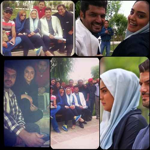 عکسهای نرگس محمدی و همسرش سام درخشانی | WwW.BestBaz.IR