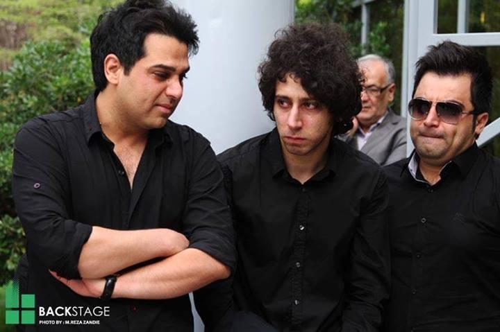 عکسهای حمید عسکری در مراسم تشییع نیما وارسته | WwW.BestBaz.IR