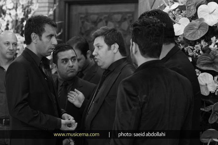 عکسهای مراسم یادبود نیما وارسته با حضور هنرمندان | WwW.BestBaz.IR