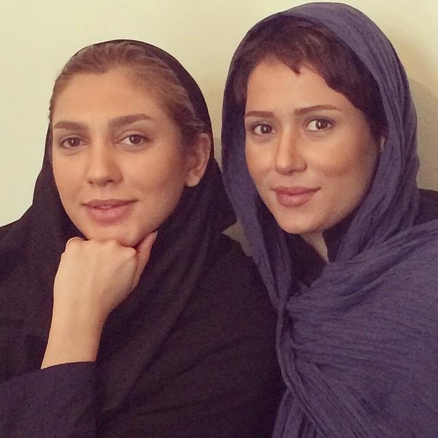 عکسهای پریناز ایزدیار در فیلم زنده به گور خرداد 93 | WwW.BestBaz.IR