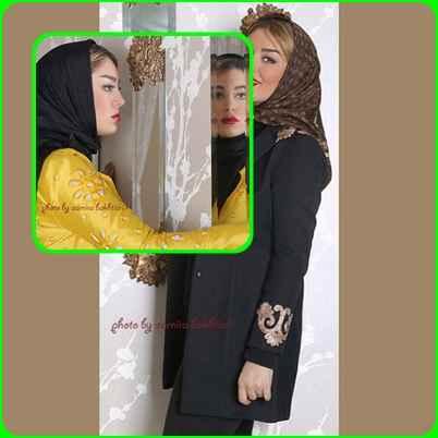 2 عکس جدید از سحر قریشی در خرداد 93 | WwW.BestBaz.IR