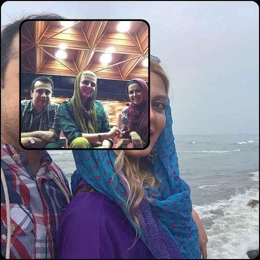 2 عکس جدید از سپند امیرسلیمانی و همسرش | WwW.BestBaz.IR