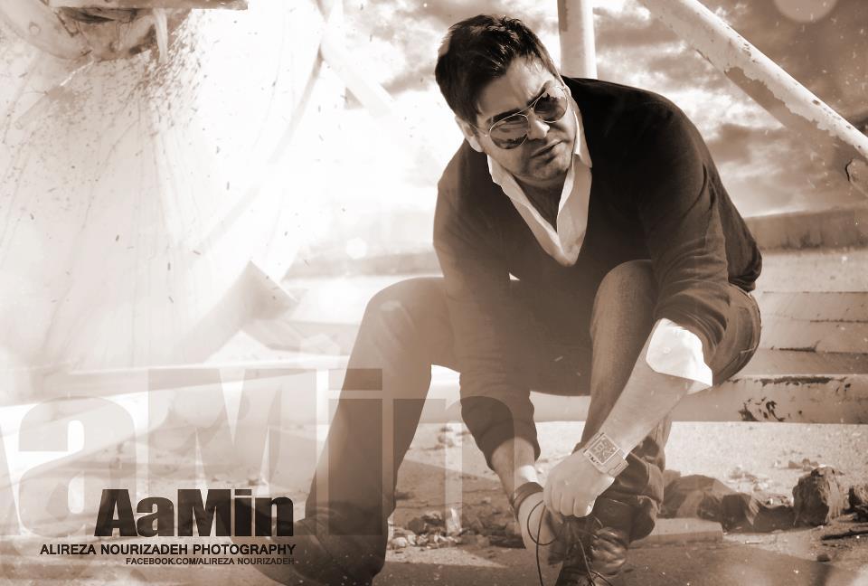 عکسهایی از آمین [AmMin Malek] بهمن | WwW.BestBaz.RozBlog.Com