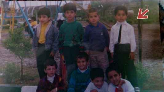 عکسی از 6 سالگی ایمان فلاح خواننده ی آملی | WwW.BestBaz.RozBlog.Com