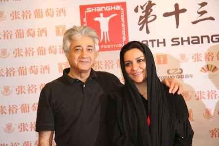 عکسی از تهمینه میلانی کارگردان و همسرش | WwW.BestBaz.RozBlog.Com