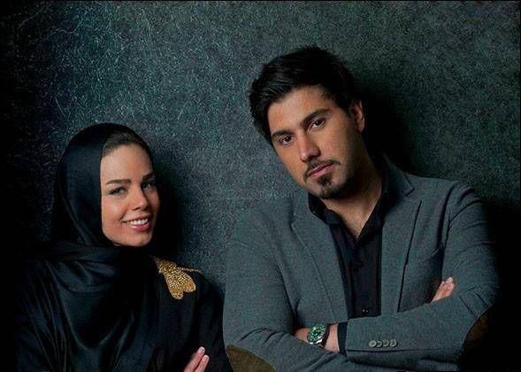 عکسهای متفاوت از احسان خواجه امیری و همسرش لیلا ربانی | WwW.BestBaz.RozBlog.Com