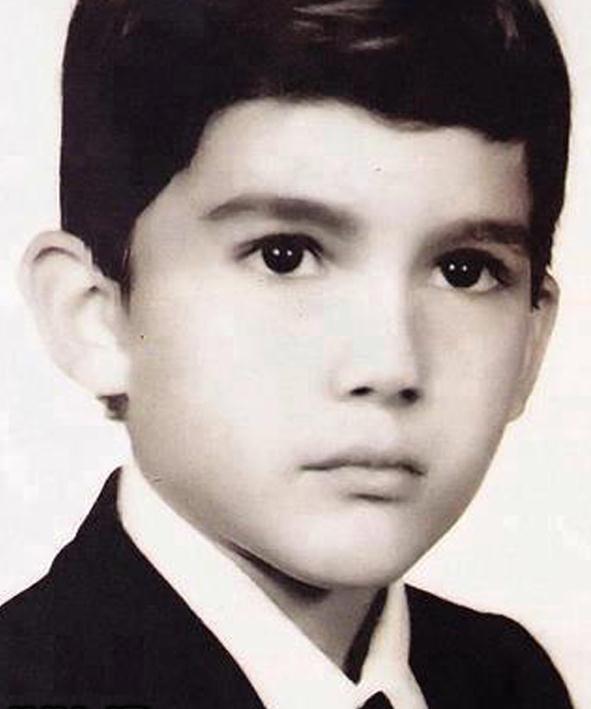 عکس حامد بهداد در کودکی | WwW.BestBaz.RozBlog.Com