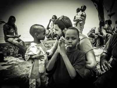 6 عکس جدید از حامد بهداد در آفریقا مهر | WwW.BestBaz.RozBlog.Com