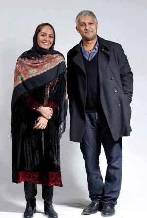 عکسی از حامد بهداد و مهناز افشار کنار هم | WwW.BestBaz.RozBlog.Com