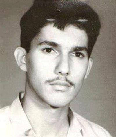 عکسی از حامد بهداد در نوجوانی | WwW.BestBaz.RozBlog.Com