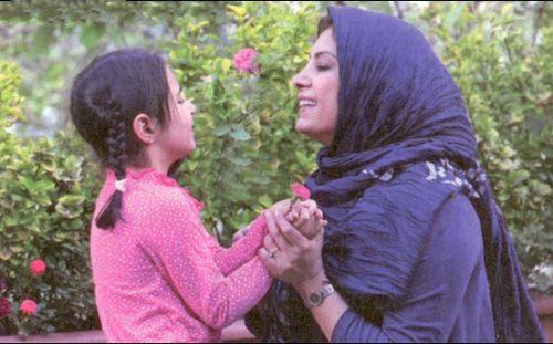 عکسهای جدید لادن طباطبایی و دخترش | WwW.BestBaz.RozBlog.Com